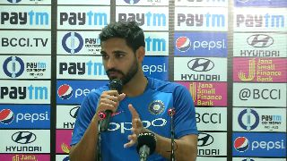 Will fine tune my bowling in the last 3 games - Bhuvneshwar Kumar