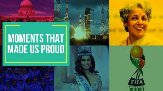 Moments That Make Us Proud In 2017