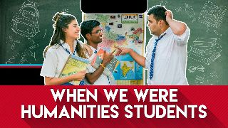 When We Were Humanities Students