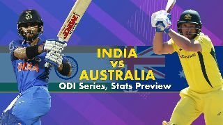India vs Australia, ODI Series: Statistical Preview