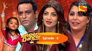 Ep. 6 - Incredible Performances at Mega Auditions - 25 September 2016