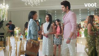 Aadhya and Jai become colleagues!