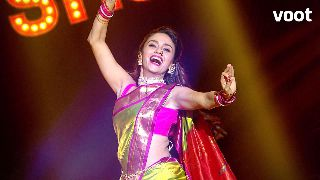 Lavani Queen Amruta in the house!