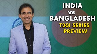 Don't see Shakib-less Bangladesh giving India a stern fight - Harsha Bhogle