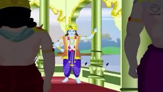 Krishna And King Nriga
